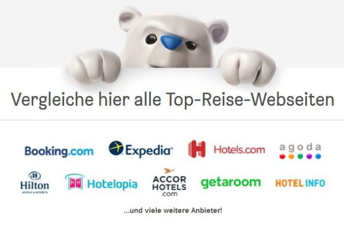 Hotelraten mit Bestpreis-Garantie