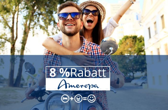 Ameropa Bahn + Hotel